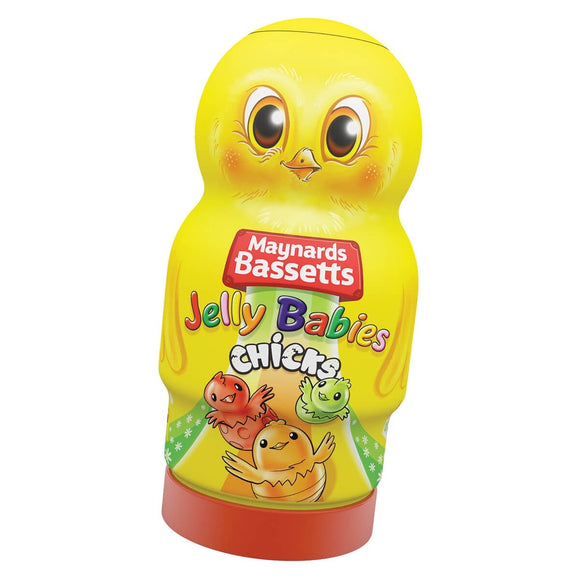 Bassett's Jelly Babies Chicks Jar