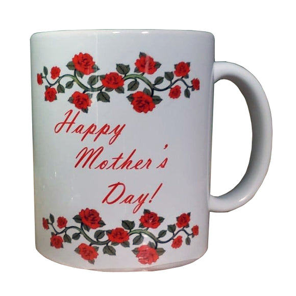 English Rose Mother's Day Mug