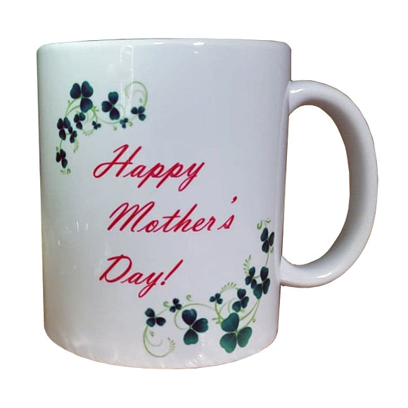 Shamrock Mother's Day Mug