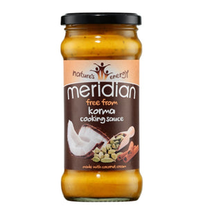 Meridian Free From Korma Cooking Sauce