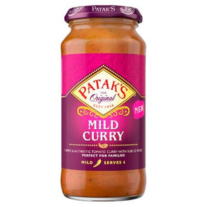 Patak's Mild Curry Sauce
