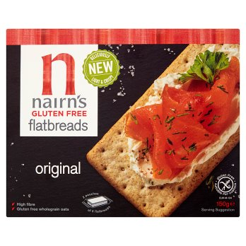 Nairns GF Original Flatbread