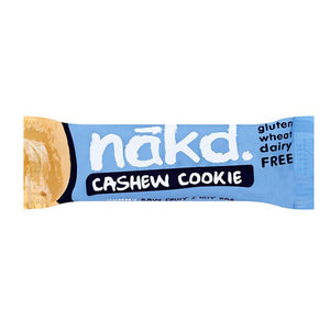 Nakd Gluten Free Cashew & Cookie Bar