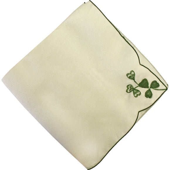 Celtic Border Napkin with Buckle (Set of 6)
