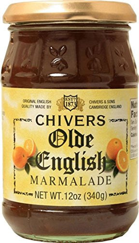 Chiver's Olde English Marmalade