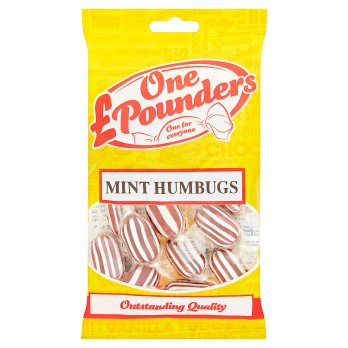 One Pounders Mint Humbugs