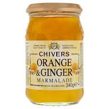 Chiver's Orange and Ginger Jam