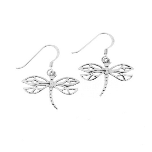 Outlander Inspired Dragonfly Earrings