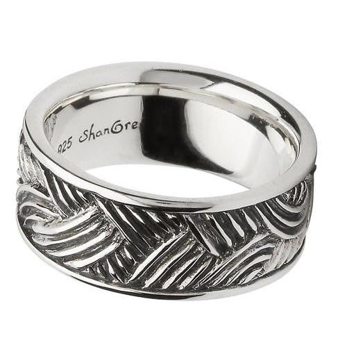 Celtic Wave Band Ring