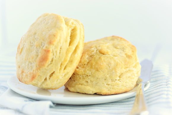 Plain Scones (4 Pack)
