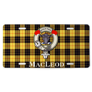 Licence Plate Cover