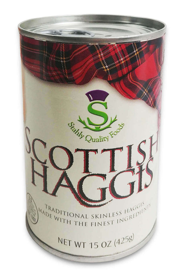 Stahly Scottish Canned Haggis