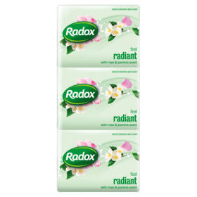Radox Bar Soap Feel Radiant
