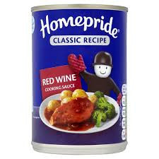 Homepride Red Wine Sauce