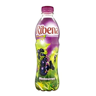 Ribena Blackcurrant Ready to Drink 500ml