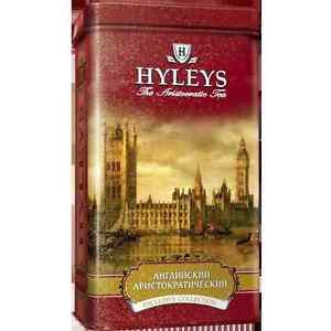 Hyleys English Aristocratic Tea