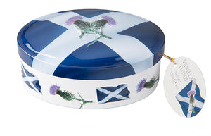 Saltire Tin Vanilla Fudge