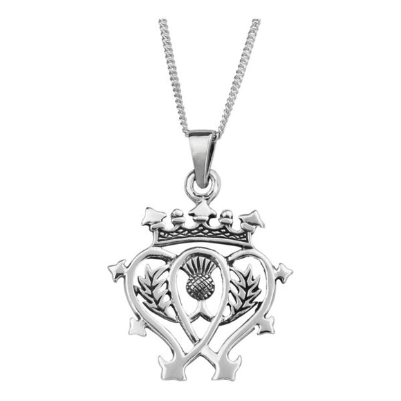 Scottish Luckenbooth Pendant