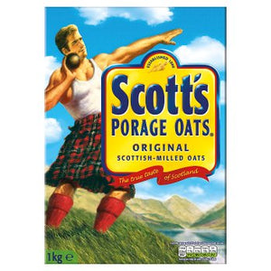 Scott's Porage Oats