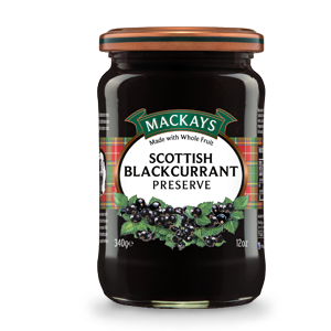 MacKay's Scottish Blackcurrant Preserve