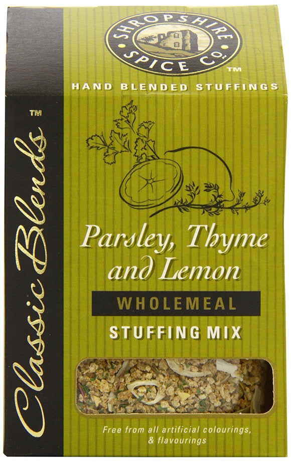 Shropshire Parsley and Lemon Wholemeal Stuffing Mix