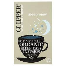 Clipper Organic Sleep Easy Tea