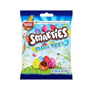 Nestle Smarties Mini Eggs