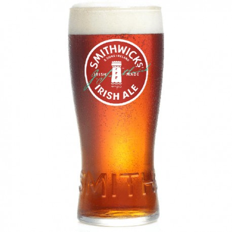 Smithwicks Pint Glass Two Pack