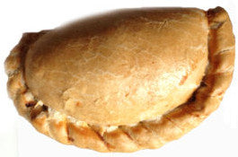 Traditional Steak Pasty