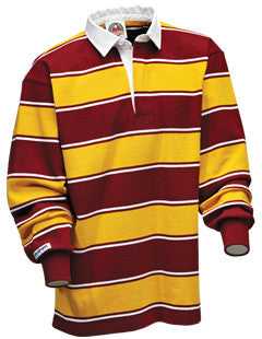 Soho Stripe Rugby Shirt