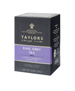 Taylors Earl Grey Tea Bags