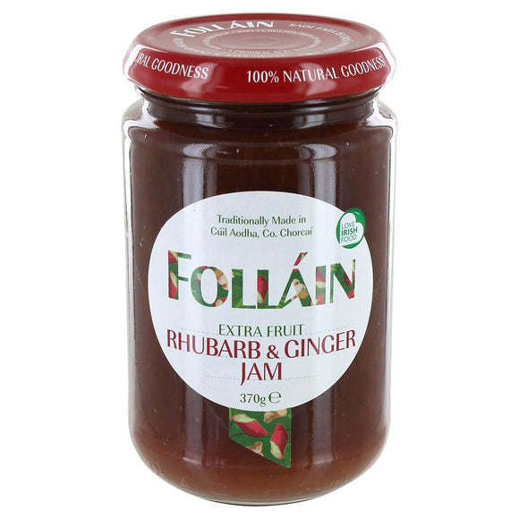 Follain Rhubarb & Ginger 370g