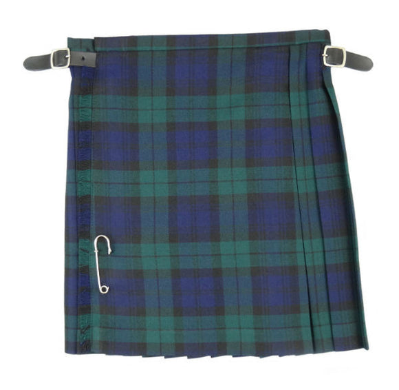 Boy's Black Watch Tartan Kilt