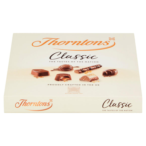 Thorntons Classic Collection