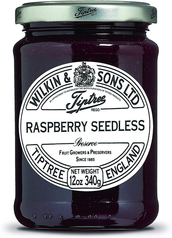 Tiptree Raspberry Seedless