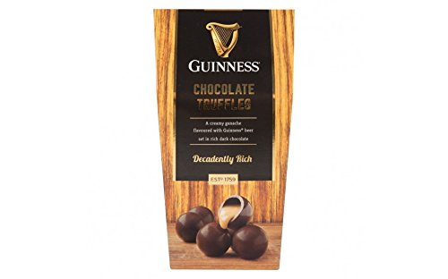 Guinness Twist Wrap Truffles