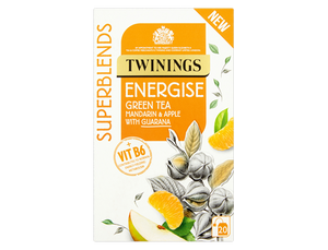 Twinings Superblends Energise
