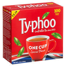 Typhoo One Cup Tea Bags