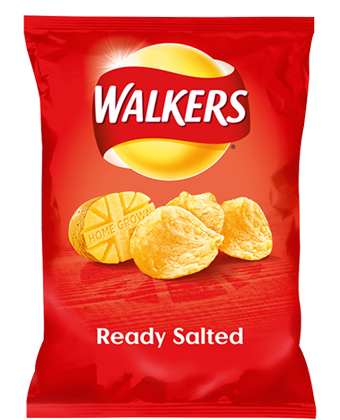 Walker's Ready Salted