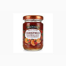 MacKay's Christmas Marmalade With Cranberries Mini