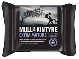 Mull of Kintyre Extra Mature Scottish Cheddar