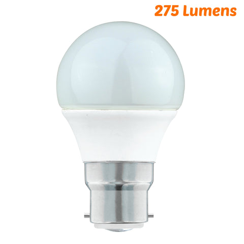 wholesale led bulbs 4w = 25W LED GOLF BALL BULBS  BC Bayonet Cap
