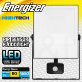 Energizer 50w LED Floodlight with PIR