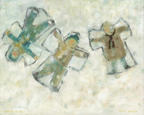 Children and Winter