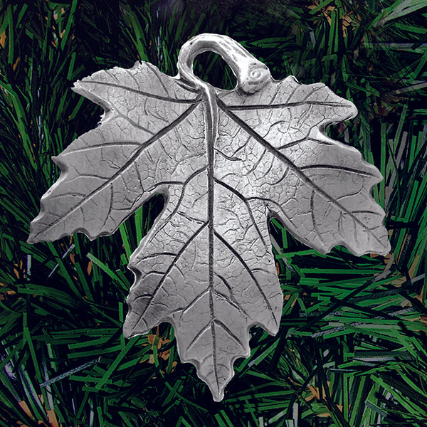 2017 Summerhill Maple Leaf - Jewellery by Cindy Johnson - Martello Alley