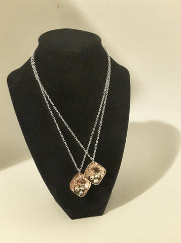 Bird Nest Necklace - Jewelery by Wanda Caird - Martello Alley