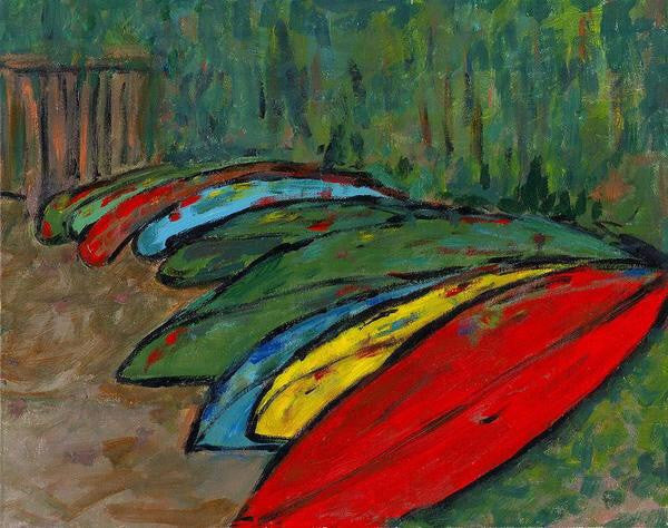 Rental Canoes at Bon Echo - Default type by Martello Alley - Martello Alley