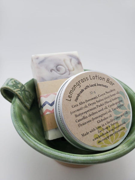 Spring Set - soap by Zao Soap and Pottery - Martello Alley