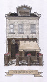 Kingston Prints by Michaella Fortune - 12 x 8 inches by Michaella Fortune - Martello Alley