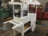 Rental of Martello Alley Vintage Candy/Peddler Cart